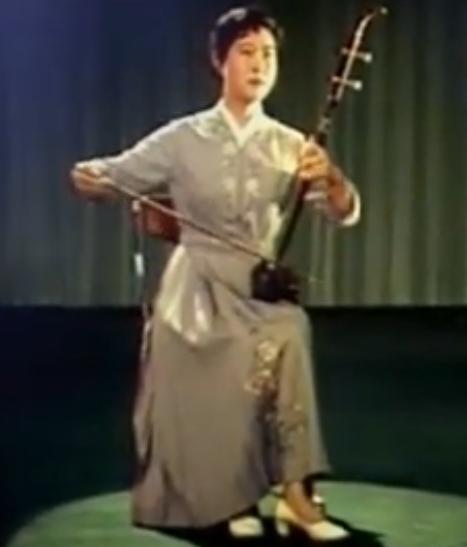 江河水-二胡名曲